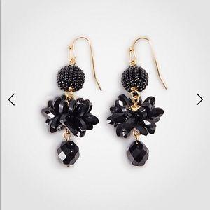 Ann Taylor seed bead drop earring